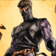 The first issue of Ninjak didn't feature much kung-fu fightin' or swinging sword lectures but showcased plenty of Colin King's subterfugal skills in the den of the deadliest weapons manufacturer in the world, Cannoneer.  His dangerous trials included… singing karaoke and getting stripped naked and dropped off five miles outside of Tokyo.  Cannoneer:  world's most dangerous weapons manufacturer or crazy fraternity?