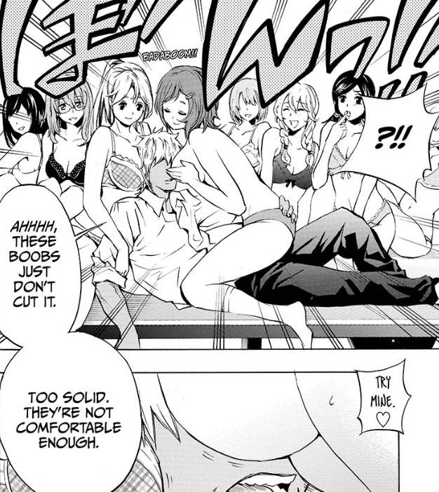 Panels in Poor Taste Manga Edition: March 2015