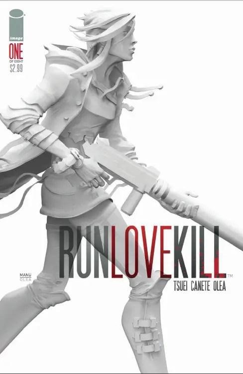Is It Good? Run Love Kill #1 Review