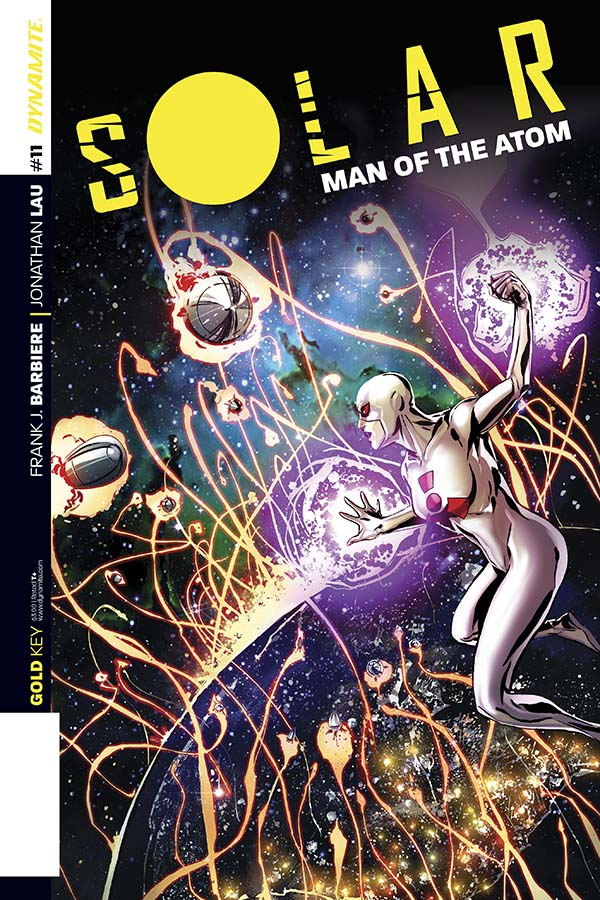 Is It Good? Solar: Man of the Atom #11 Review