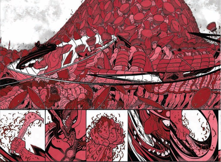 Is It Good? Legacy of Luther Strode #1 Review