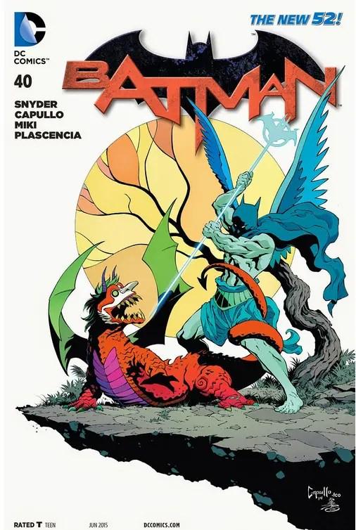 Is It Good? Batman #40 Review