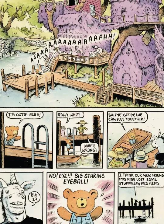Indie Comic Corner: The Kurdles Review
