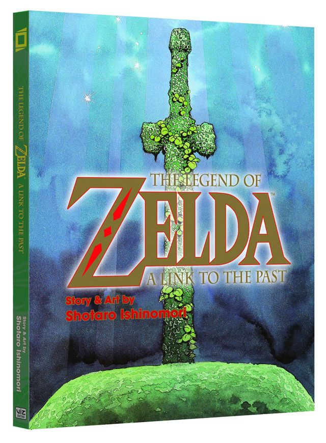 The Legend of Zelda: A Link to the Past (Graphic Novel) Review