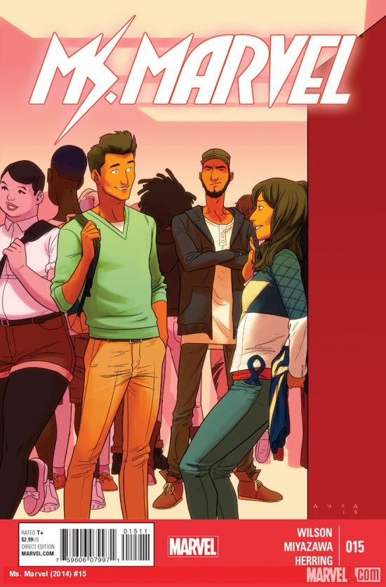 Is It Good? Ms. Marvel #15 Review