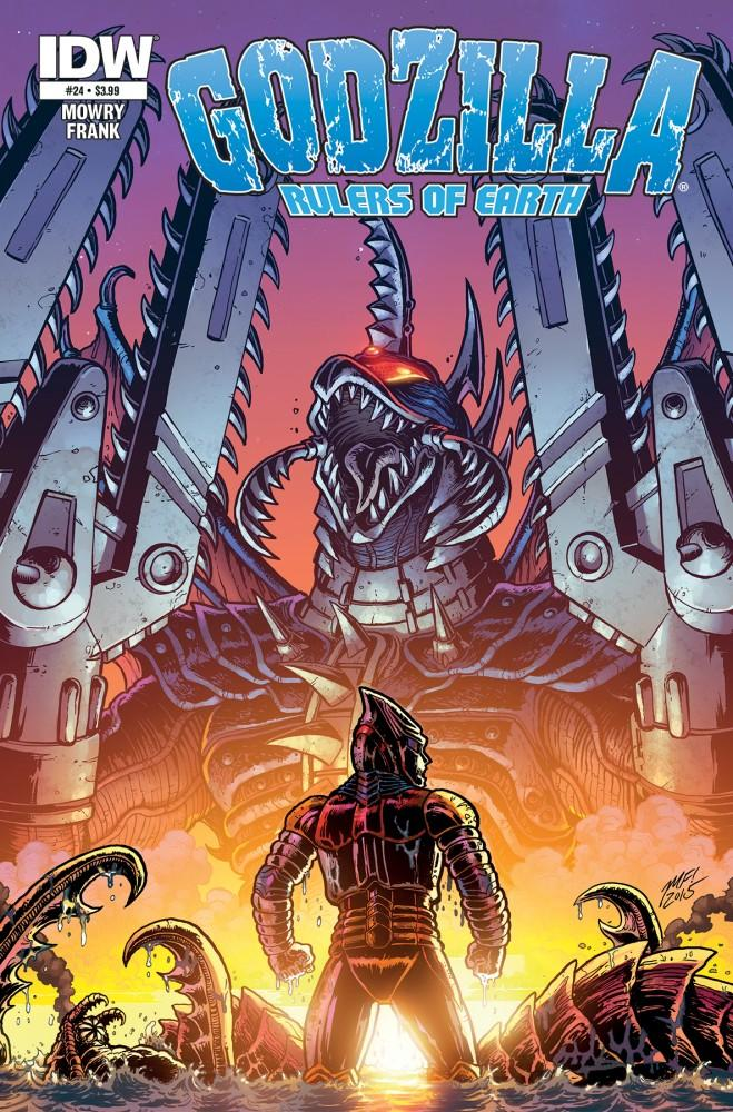 Is It Good? Godzilla: Rulers of Earth #24 Review