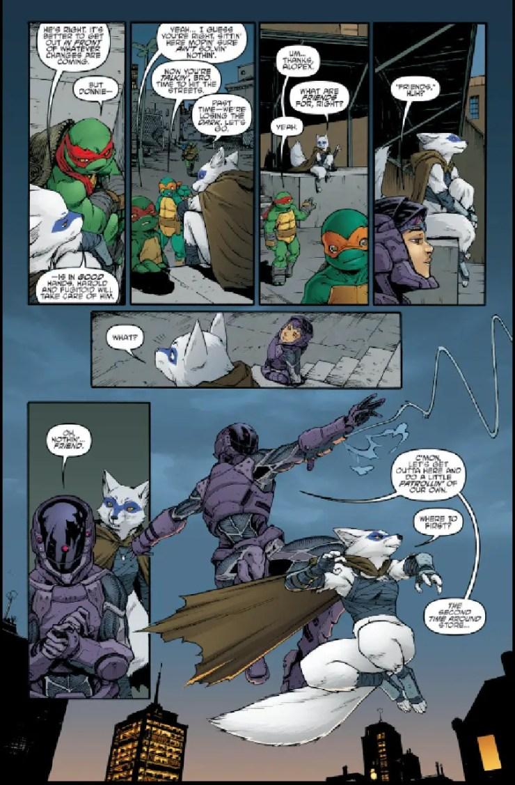 Is It Good? Teenage Mutant Ninja Turtles #46 Review