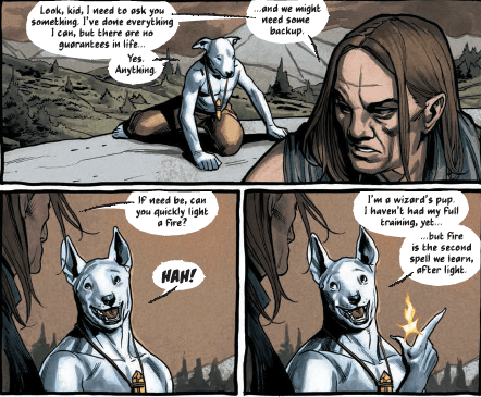 Is It Good? The Autumnlands: Tooth and Claw #6 Review