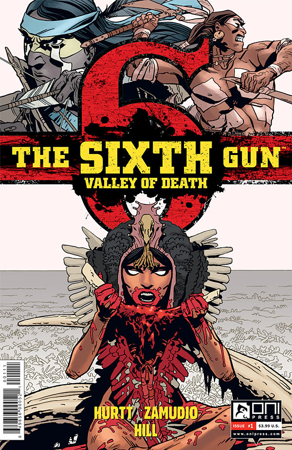 Is It Good? The Sixth Gun: Valley of Death #1 Review