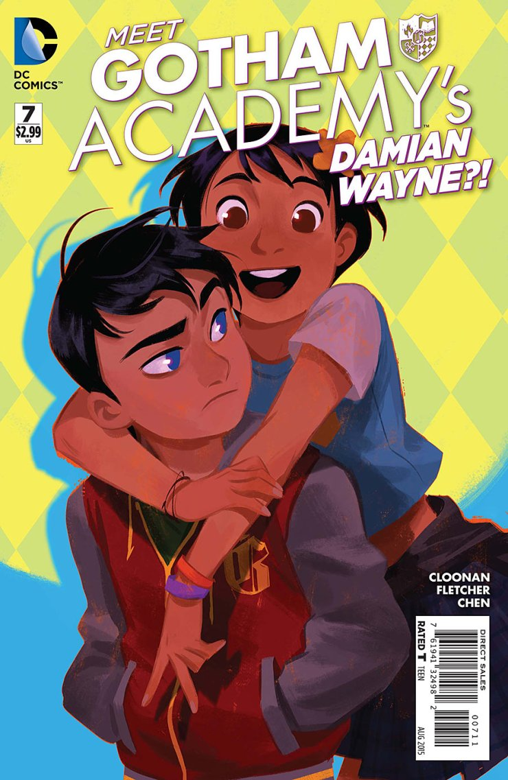 Is It Good? Gotham Academy #7 Review