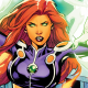 From the creative writing team that brought you Harley Quinn and the artist who drew the last arc of Supergirl comes a brand new series: Starfire! I am a big fan of the character from the animated TV show, so I'm rather excited about this myself. Is it good?