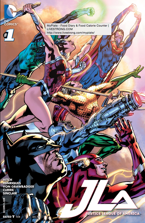 Is It Good? Justice League of America #1 Review