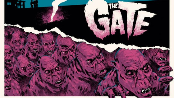 The Gate  (1987) Review