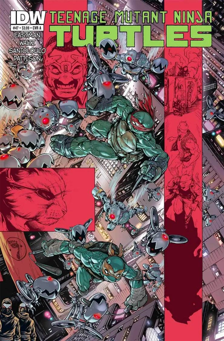 Is It Good? Teenage Mutant Ninja Turtles #47 Review