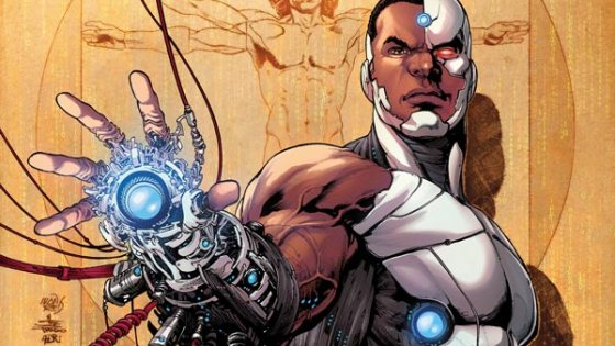 SDCC 2015: David Walker Discusses Upcoming Cyborg Series