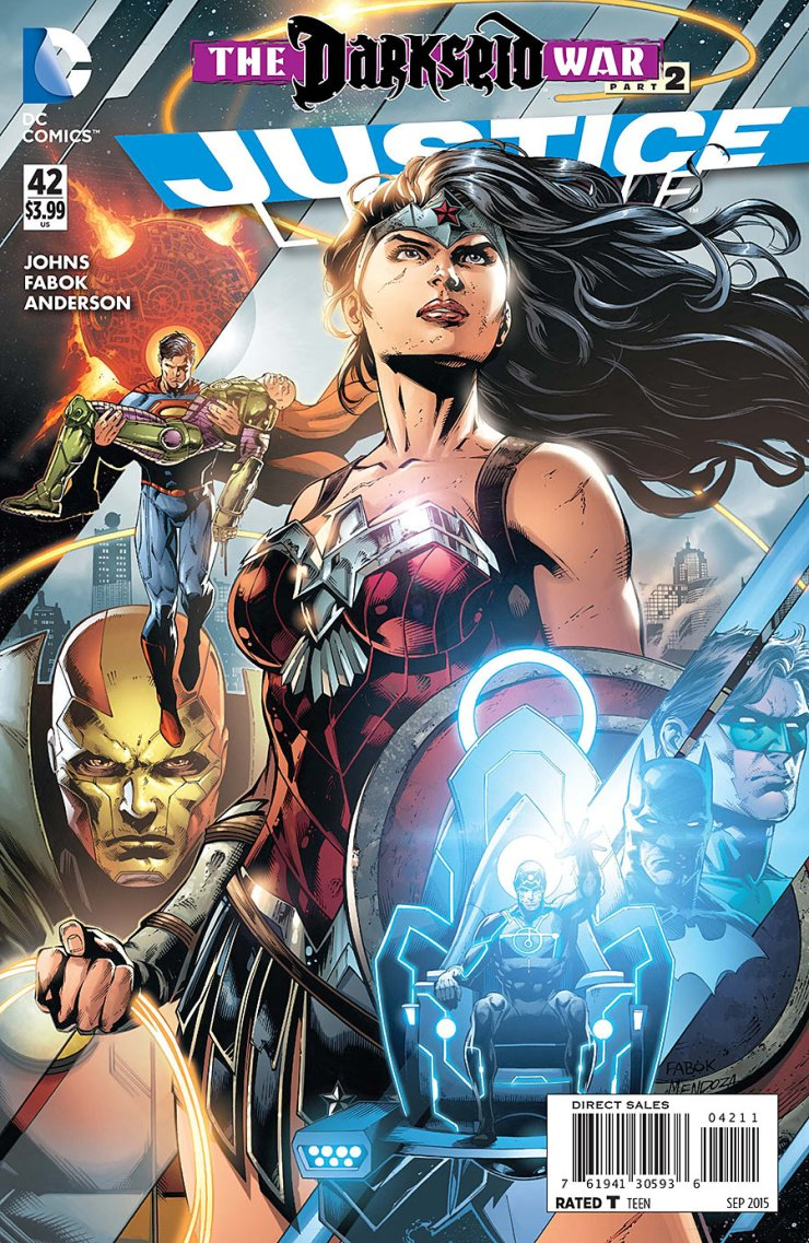 Is It Good? Justice League #42 Review