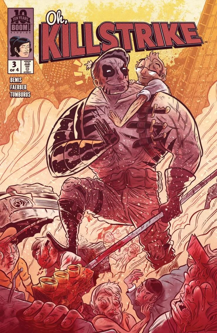 Is It Good? Oh, Killstrike #3 Review