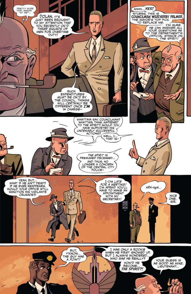 Is It Good? Will Eisner's The Spirit #1 Review
