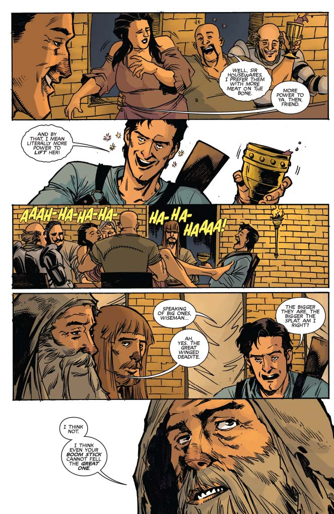 Is It Good? Vampirella / Army of Darkness #1 Review