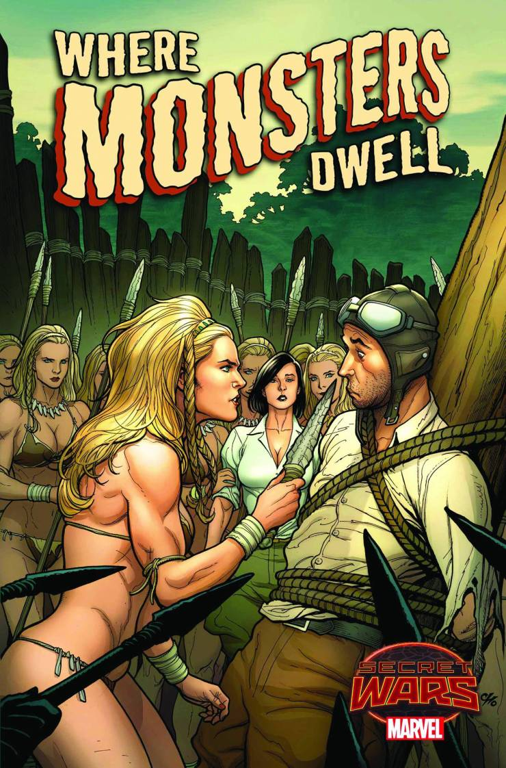 Is It Good? Where Monsters Dwell #3 Review