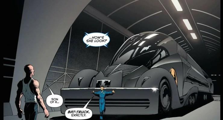 "SDCC 2015: Snyder & Capullo Discuss Their ""New"" Batman"