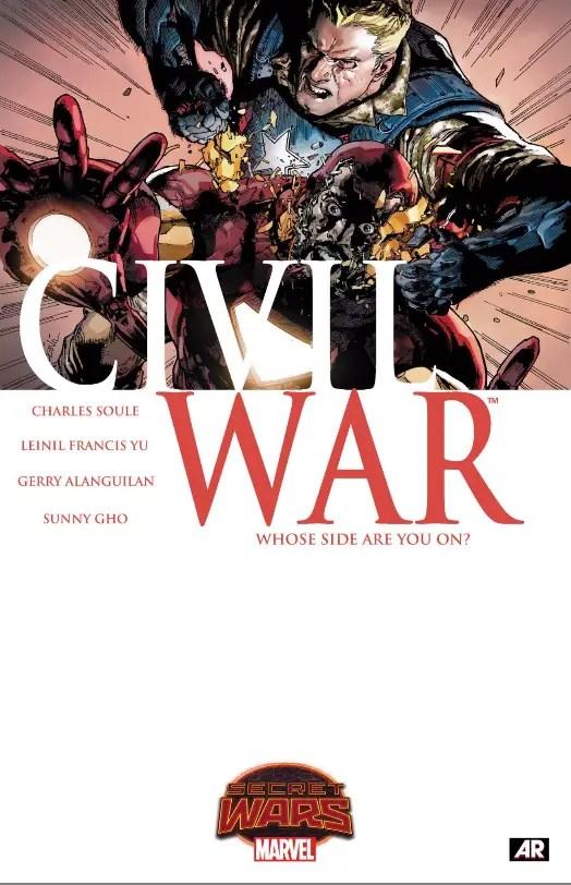 Is It Good? Civil War #1 Review