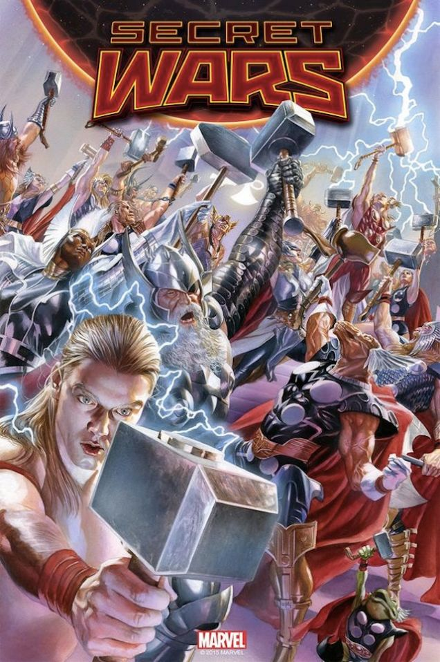 Secret Wars Update: What do the sales say so far?