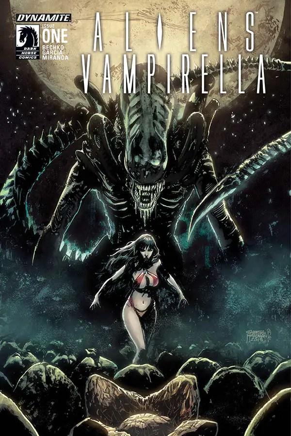 Is It Good? Aliens/Vampirella #1 Review