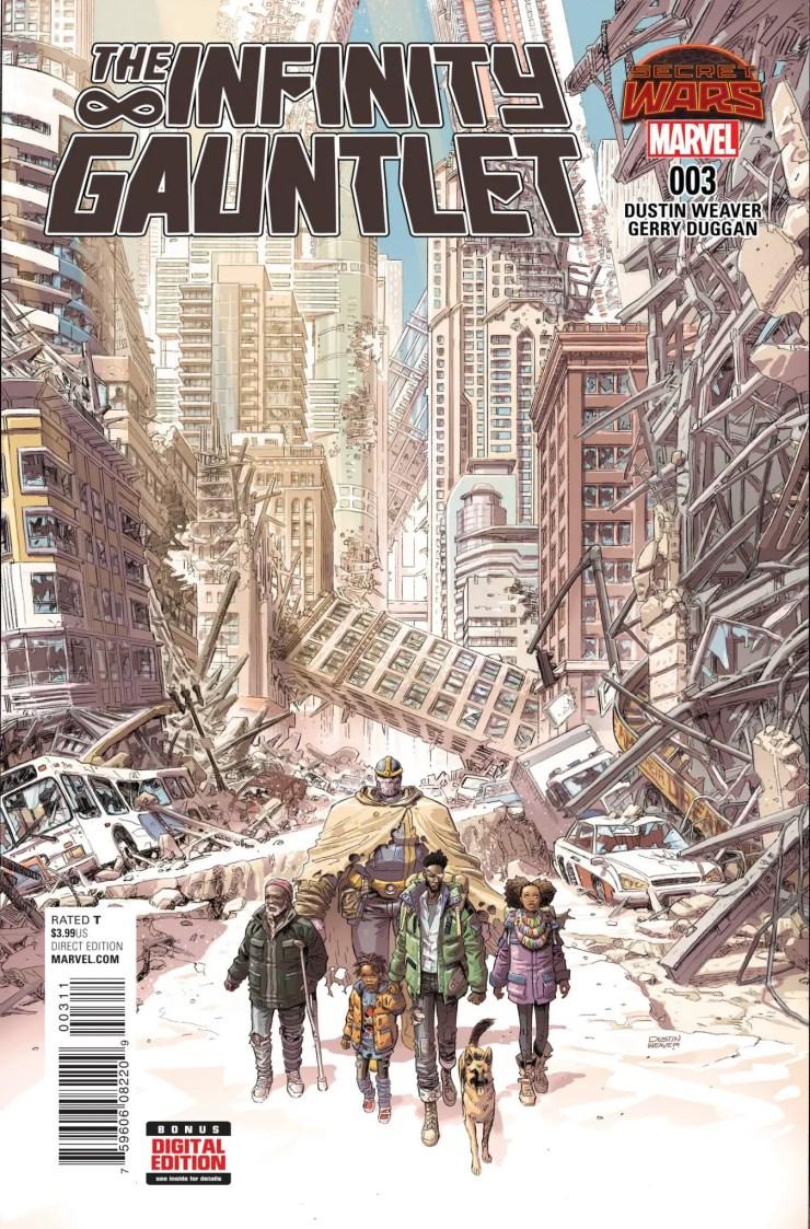 Is It Good? Infinity Gauntlet #3 Review
