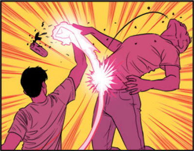 Advance Review: Phonogram: The Immaterial Girl #1 Review