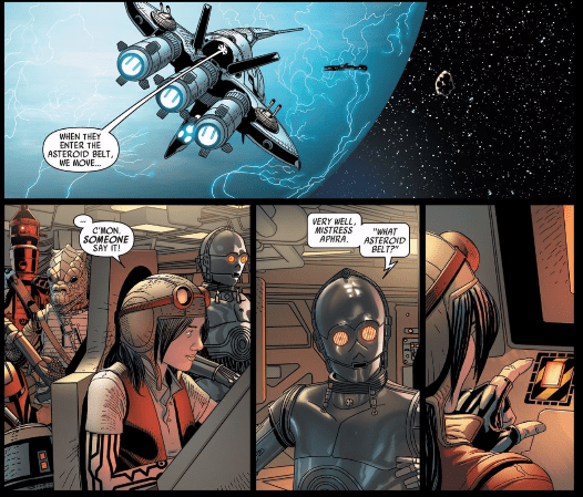 Is It Good? Darth Vader #8 Review