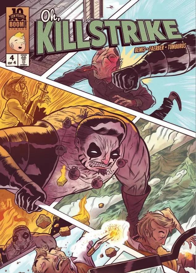 Is It Good? Oh, Killstrike #4 Review