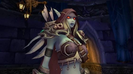 World of Warcraft: Sylvanas Windrunner's Role in 'Legion'