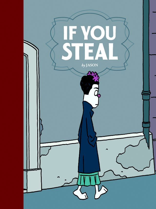Indie Comic Corner: If You Steal Review