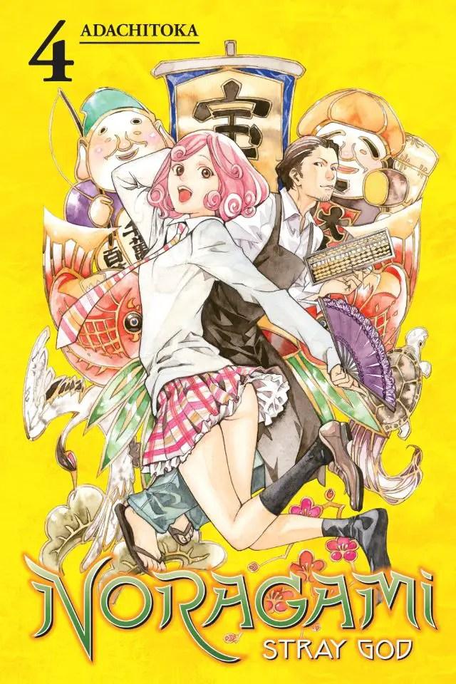 Noragami: Stray God Vol. 4 Review