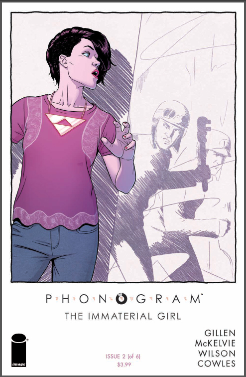 Is It Good? Phonogram: The Immaterial Girl #2 Review