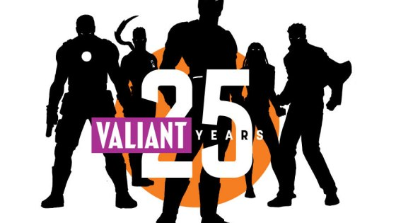 Baltimore Comic Con 2015: 25 Years of Valiant: Book of Death and Beyond Panel Recap