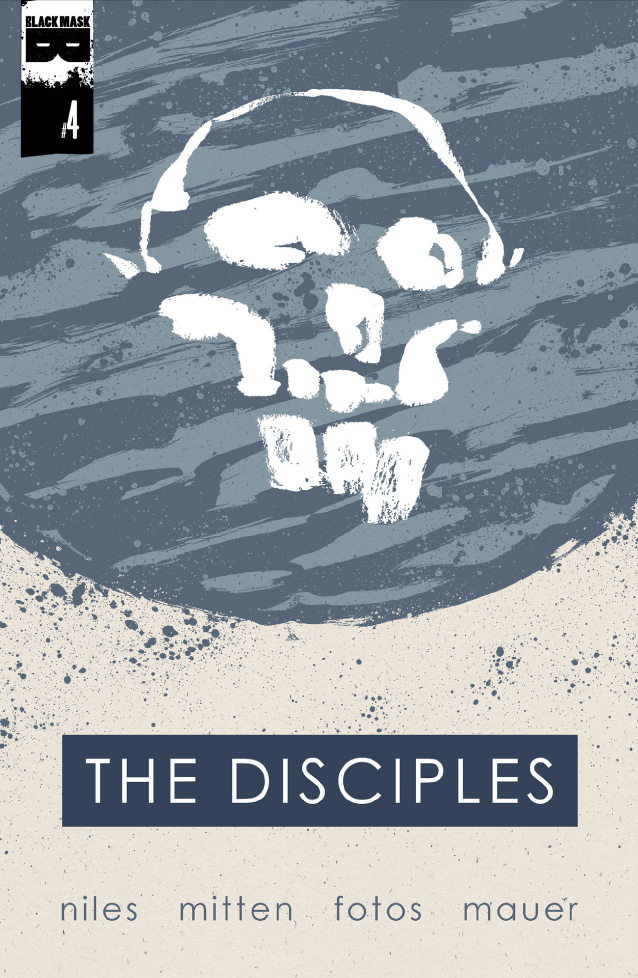 The Disciples #4 Review