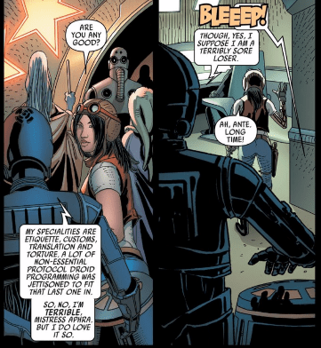 Is It Good? Darth Vader #9 Review
