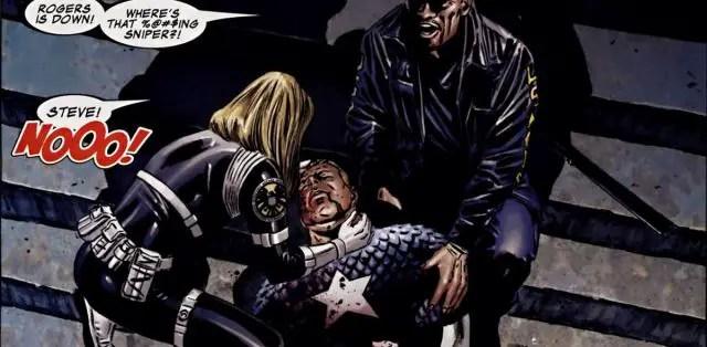 5 Reasons Why Captain America Will Die in 'Captain America: Civil War'
