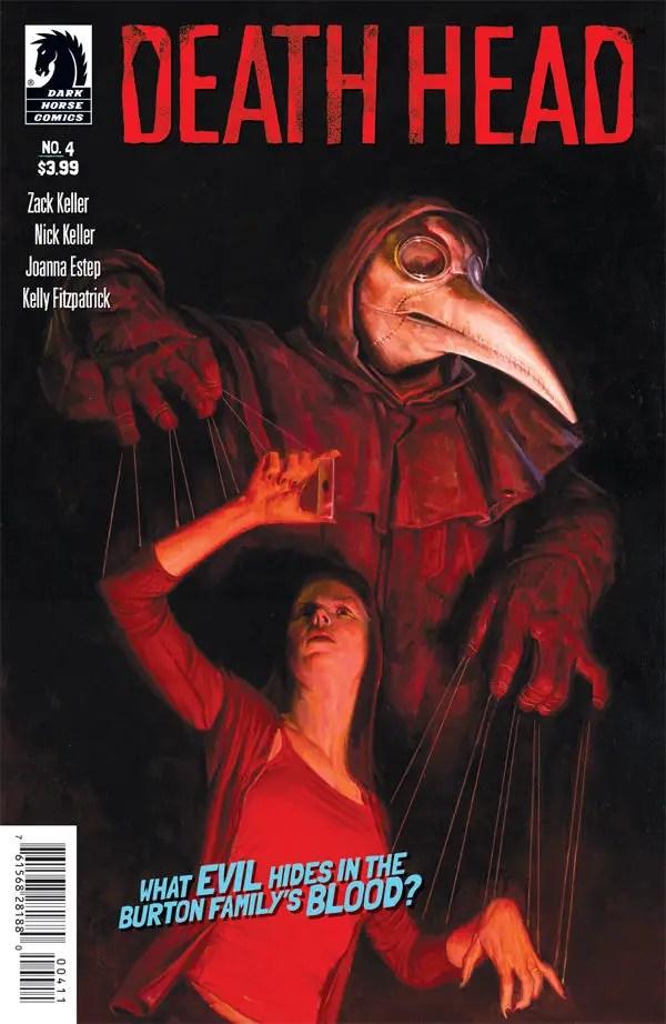 Exclusive Dark Horse Comics Preview: Death Head #4
