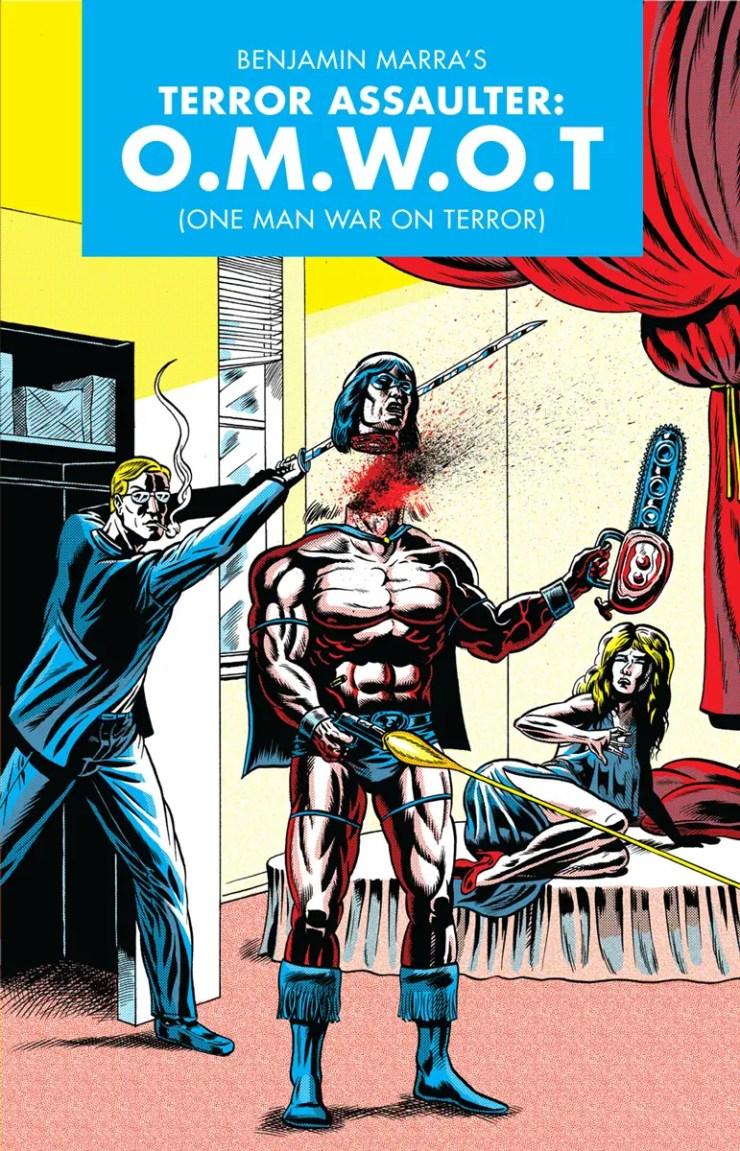 Terror Assaulter: O.M.W.O.T Review