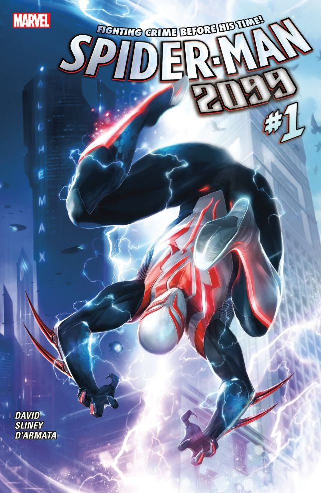 Spider-Man 2099 #1 Review