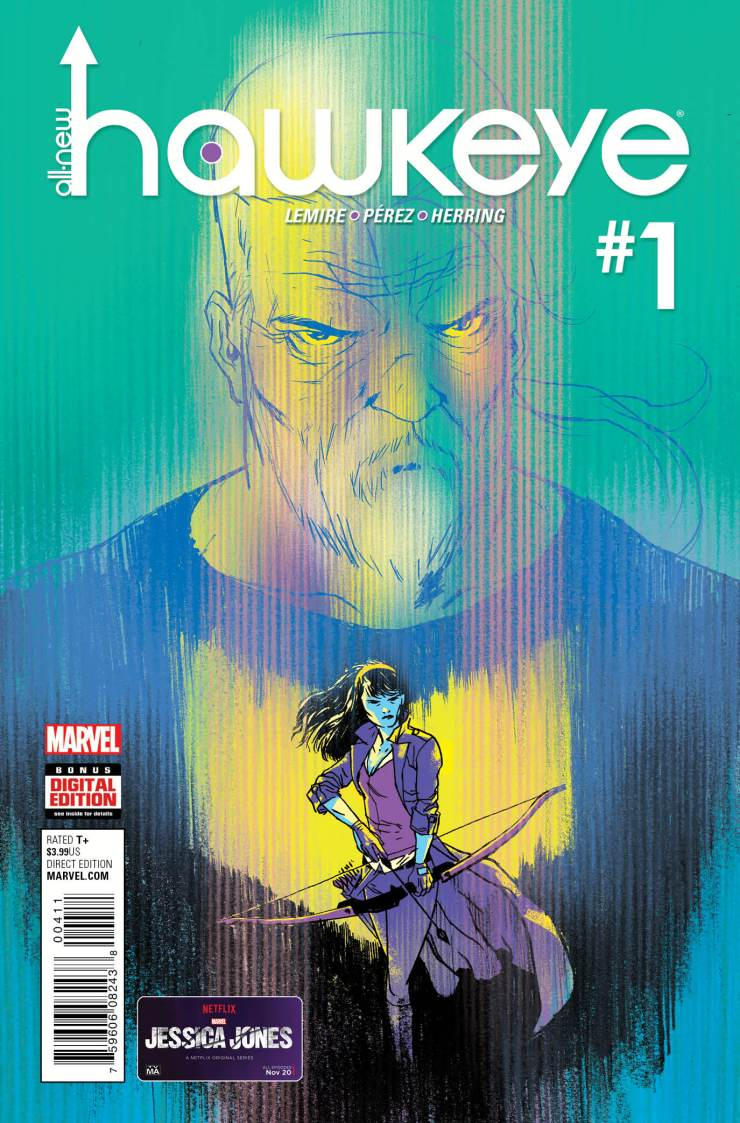 Marvel Preview: All-New Hawkeye #1