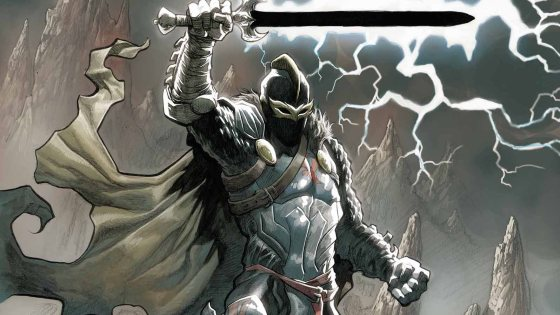 Marvel Preview: Black Knight #1