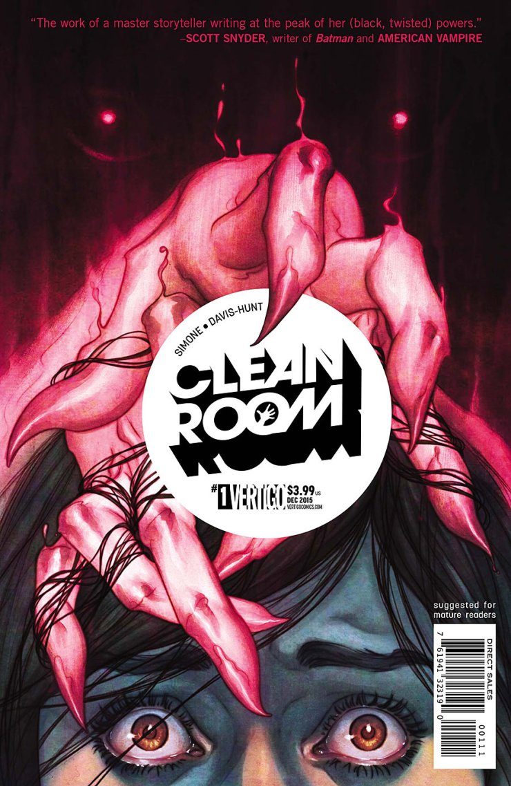 Clean Room #1 Review