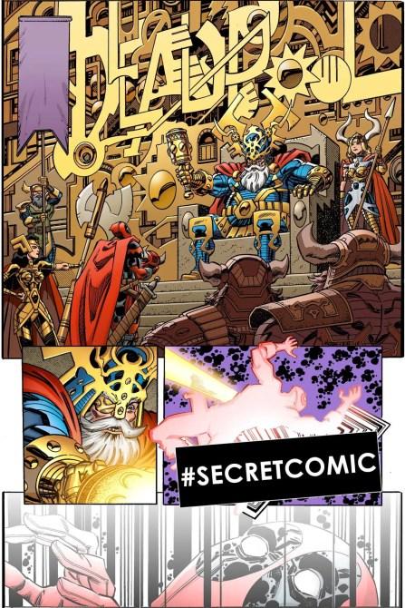 Deadpool_1_Koblish_Secret_Comic_Variant