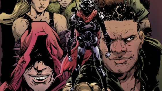 Marvel Preview: Illuminati #1