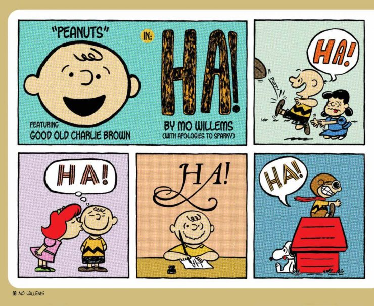 10 Reasons Why Peanuts (and A Tribute to Charles M. Schulz HC) Rules