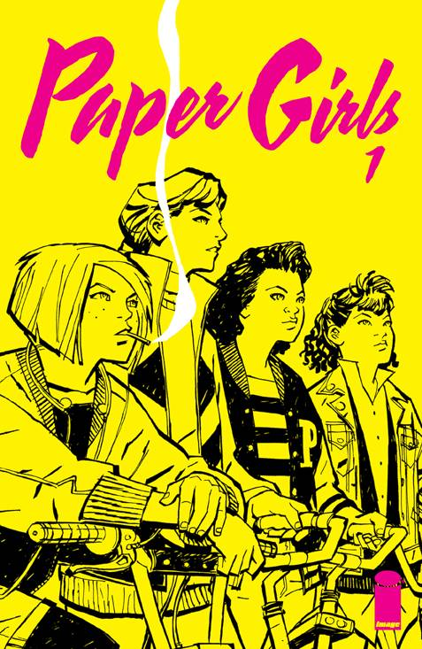 Paper Girls #1 Review